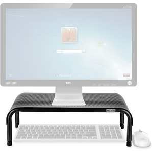 Allsop Metal Art Ergo3 Adjustable Monitor Stand