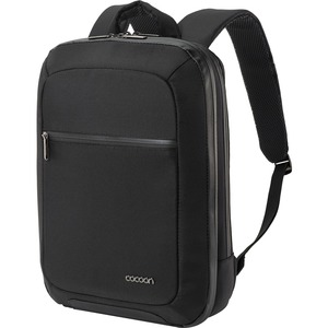 "Cocoon Slim Carrying Case (Backpack) for 15.6"" Notebook - Black"