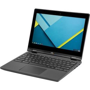 "CTL Chromebook NBCJ5 11.6"" Touchscreen Chromebook - Intel Celeron N3060 Dual-core (2 Core) 1.60 GHz - 4 GB LPDDR3 - 32 GB Flash Memory - Chrome OS - 1366 x 768 - In-plane Swit ...(more)"