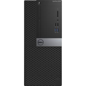 Dell OptiPlex 3000 3040 Desktop Computer - Intel Core i5 (6th Gen) i5-6500 3.20 GHz - 8 GB DDR3L SDRAM - 500 GB HDD - Windows 10 Pro 64-bit (English/French/Spanish) - Mini-tow ...(more)