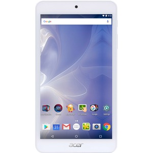 "Acer ICONIA B1-780-K610 Tablet - 7"" - 1 GB DDR3L SDRAM - MediaTek Cortex A53 MT8163 Quad-core (4 Core) 1.30 GHz - 16 GB - Android 6.0 Marshmallow - 1280 x 720 - In-plane Switc ...(more)"