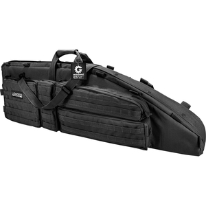 Barska Loaded Gear BI12550 Carrying Case for Rifle - Black