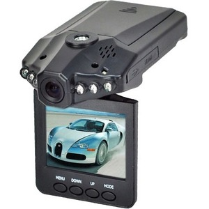 "Xtreme Cables Digital Camcorder - 2.4"" LCD - HD - Black"