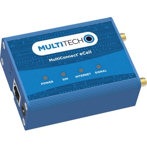 Multi-Tech MultiConnect eCell MTE-LAT2 Cellular Modem/Wireless Router