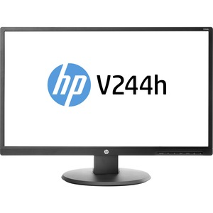 "HP V244h 23.8"" LED LCD Monitor - 16:9 - 7 ms"