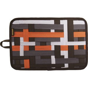 "Cocoon 12"" GRID-IT Accessory Organizer with Storage Pocket"