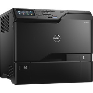 Dell S5840CDN Laser Printer - Color - 1200 x 1200 dpi Print - Plain Paper Print - Desktop