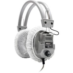 "Hamilton Buhl Biodegradable Sanitary Ear Cushion Covers (4.5"" White, 50 Pairs)"