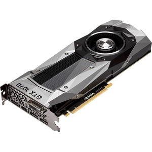 PNY GeForce GTX 1070 Graphic Card - 1.51 GHz Core - 1.68 GHz Boost Clock - 8 GB GDDR5 - PCI Express 3.0 x16 - Dual Slot Space Required