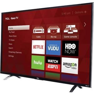 """TCL P 49FP110 49"""" 1080p LED-LCD TV - 16:9 - Black"""
