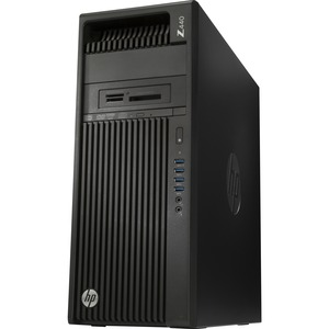 HP Z440 Workstation - 1 x Intel Xeon E5-1630 v4 Quad-core (4 Core) 3.70 GHz - 8 GB DDR4 SDRAM - 1 TB HDD - AMD FirePro W4300 4 GB Graphics - Windows 10 Pro 64-bit (English) - ...(more)