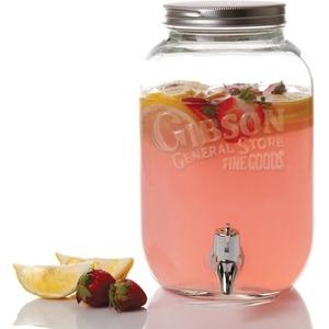 Gibson Home General Store 1GL Mason Beverage Dispenser