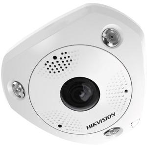 Hikvision DS-2CD63C2F-IVS 12 Megapixel Network Camera - Color