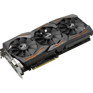 Asus ROG Strix GeForce GTX 1070 8 GB Graphic Card - 1.53 GHz Core - 1.72 GHz 3