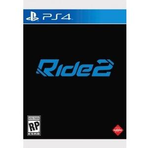 Square Enix Ride 2 Launch Edition