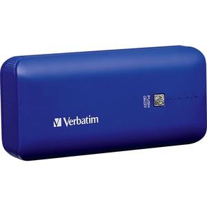 Verbatim Portable Power Pack 99378 USB 4400mAh Cobalt Blue