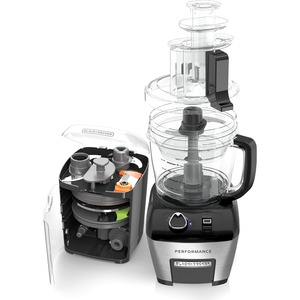 Black & Decker Performance Dicing Food Processor