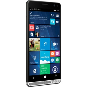 "HP Elite x3 64 GB Smartphone - 4G - 6"" Super AMOLED 1440 x 2560 WQHD Touchscreen - Qualcomm Snapdragon 820 Quad-core (4 Core) 2.15 GHz - 4 GB RAM - 16 Megapixel Rear/8 Megapix ...(more)"