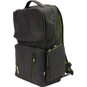 """M-Edge Bolt Carrying Case (Backpack) for 17"""", Notebook - Heather Gray"""