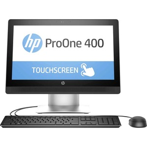 """HP Business Desktop ProOne 400 G2 All-in-One Computer - Intel Core i5 (6th Gen) i5-6500 3.20 GHz - 8 GB DDR4 SDRAM - 500 GB HDD - 20"""" 1600 x 900 Touchscreen Display - Windows ...(more)"""