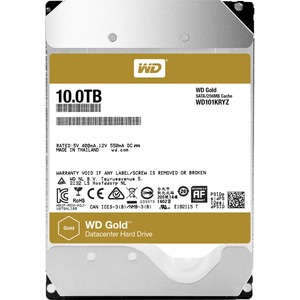 WD101KRYZ 10TB WD Gold™ high-capacity datacenter hard drive