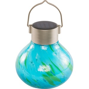 Allsop Home & Garden Solar Tea Lantern - Mint