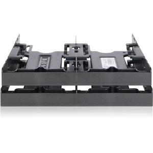 Icy Dock MB344SP Drive Enclosure Internal - Black