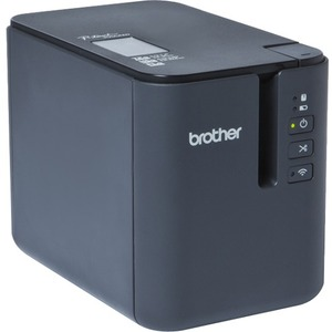 Brother P-touch PT-P950NW Thermal Transfer Printer - Monochrome - Desktop - Label Print