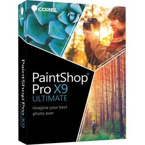 Corel PaintShop Pro v.X9 Ultimate