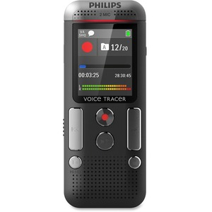 Philips Voice Tracer DVT2710 Digital Voice Recorder