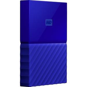 WD My Passport WDBYFT0040BBL-WESN 4 TB External Hard Drive