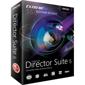Cyberlink Director Suite v.5.0