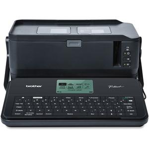 Brother P-touch PTD800W Thermal Transfer Printer - Desktop - Label Print