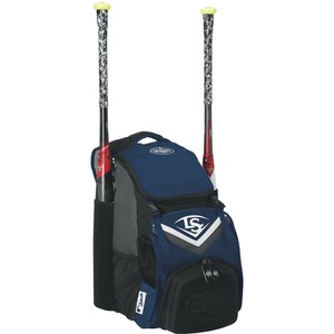 Wilson Carrying Case (Backpack) for Baseball Bat - Navy