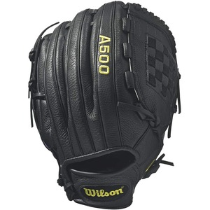 "Wilson A500 12"" Baseball Glove - Right Hand Throw"