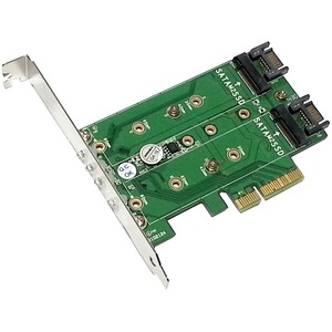Addonics M2 PCIe SSD Adapter PRO