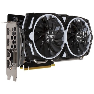MSI ARMOR GTX 1060 ARMOR 3G OCV1 GeForce GTX 1060 Graphic Card - 1.54 GHz Core - 1.76 GHz Boost Clock - 3 GB GDDR5 - PCI Express 3.0 x16