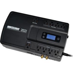 Minuteman UPS 750VA 5-Bat/5-Surge LCD, USB, Coax
