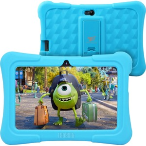 """Tablet Express Dragon Touch Y88X Plus Kids 7"""" Tablet Disney Edition, Kidoz Pre-Installed, Android 5.1, Blue """
