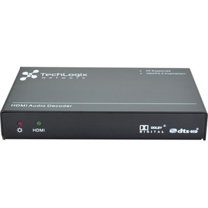 TechLogix HDMI Audio Decoder and Converter