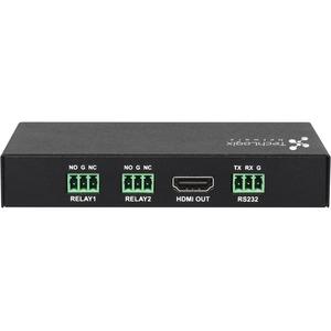 TechLogix In-line HDMI Controller & De-embedder