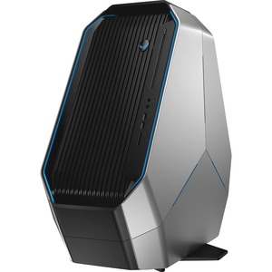 Alienware Area-51 VR Ready Desktop Computer - Intel Core i7 (7th Gen) i5-7300U 3.40 GHz - 16 GB DDR4 SDRAM - 2 TB HDD - Windows 10 Home 64-bit - Tower - Epic Silver