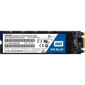 WD Blue M.2 250GB Internal SSD Solid State Drive - SATA 6Gb/s