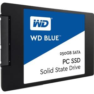 WD Blue 250GB Internal SSD Solid State Drive - SATA 6Gb/s 2.5 Inch