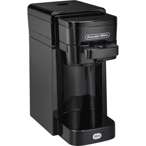 Proctor Silex Single-Serve Coffee Maker (Black) - 49961