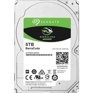 Seagate 5TB Barracuda Sata 6GB/s 128MB Cache 2.5-Inch 15mm Internal Bare/OEM Hard Drive (ST5000LM000)