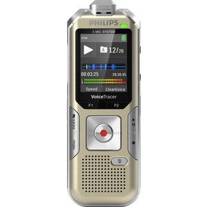 Philips Voice Tracer DVT8010 Digital Voice Recorder