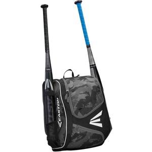 Easton Baseball E110YBP Carrying Case (Backpack) for Baseball Bat - Black
