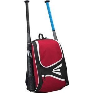 Easton Baseball Sport Utility 2.0 E50BP Carrying Case (Backpack) for Baseball Bat - Red