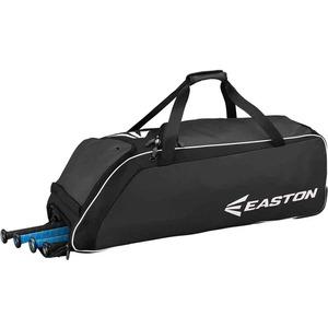 Easton Baseball Sport Utility 2.0 E510W Travel/Luggage Case for Baseball Bat - Black